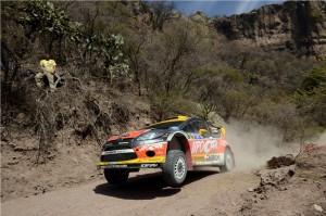 Martin Prokop Rally Mexico 2013