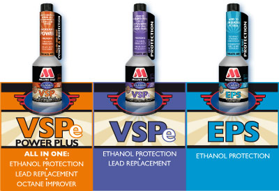 FJHRA Newsflash 2012/13 - Millers Oils Classic Fuel Additives Approved by FHBVC