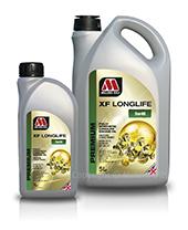 Millers Oils reçoivent l'approbation 'A40' de Porsche pour l'huile XF Longlife 5W40, juin 2013