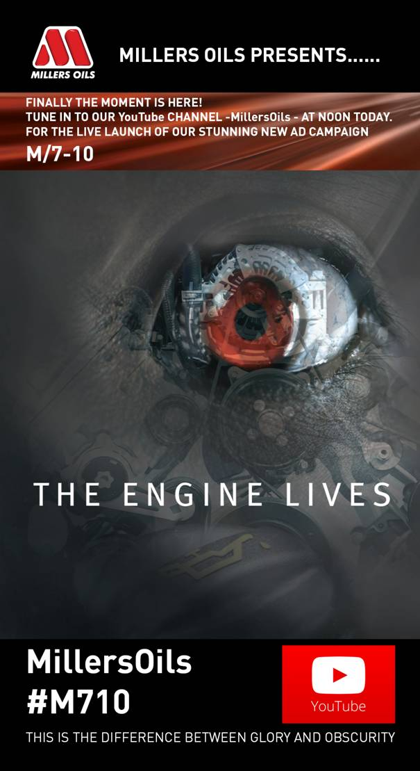 The Engine Lives
