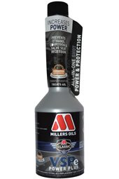 Millers VSPe Power Plus additif carburant pour remplacer le plomb
