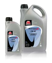 Millers CB40 Caster Blend Engine Oil