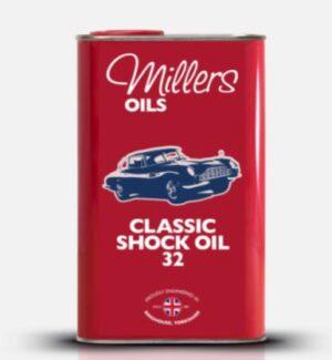Millers Classic Shock Oil 32 Medium Duty