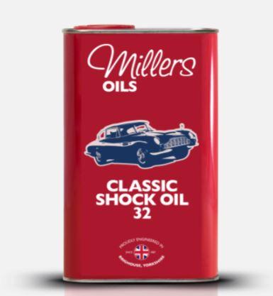 Millers Classique Huile Amortisseur 32 moyenne grade