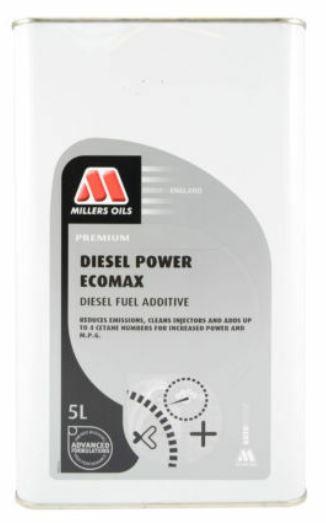 Millers Diesel Power ECOMAX diesel additive