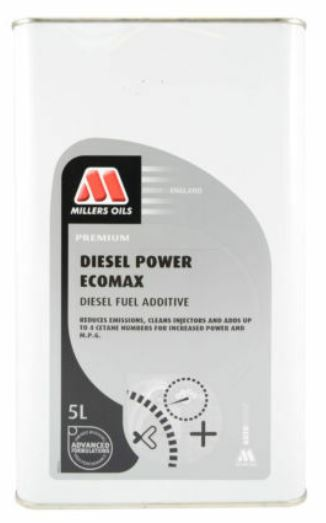 Millers Diesel Power ECOMAX additif gazole
