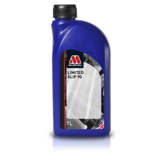 Millers Glissement Limité 90 GL5 huile de transmission