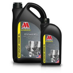 Millers CFS 5W40 NT Competition Engine Oil