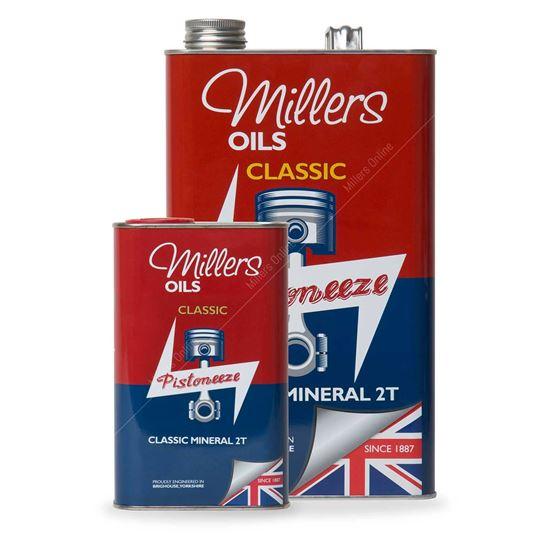 Millers CM2T 2 stroke mineral oil