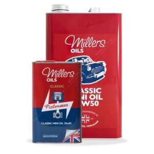 Millers Classic Mini 20W50 Mineral Engine Oil