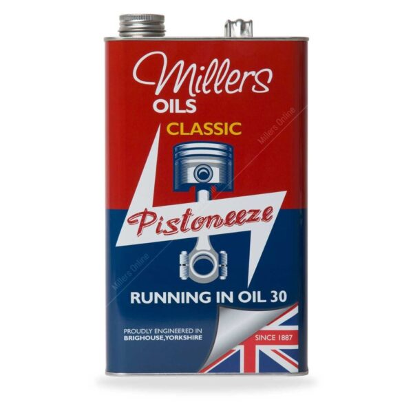 Millers Classic Running-In Oil SAE 30
