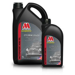 Millers CTV 20W50 Semi Synthetic Engine Oil