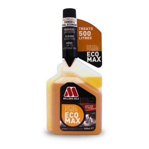 Millers Diesel Power ECOMAX additif gazole