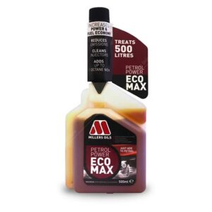 Millers Petrol Power ECOMAX petrol additive