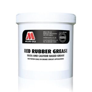 Millers Red Rubber Grease