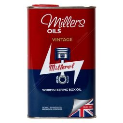 Millers Worm Steering Box Mineral Oil