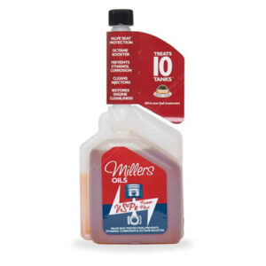 Millers VSPe Power Plus multi-shot fuel additive
