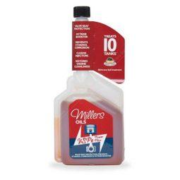 Millers VSPe Power Plus multi-shot fuel additive
