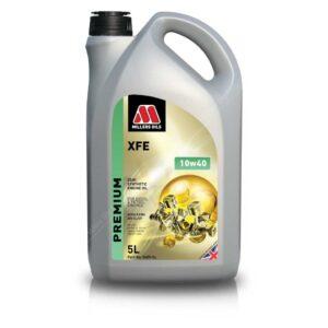 Millers XFE Semi Synthetic 10W40 Diesel Engine Oil