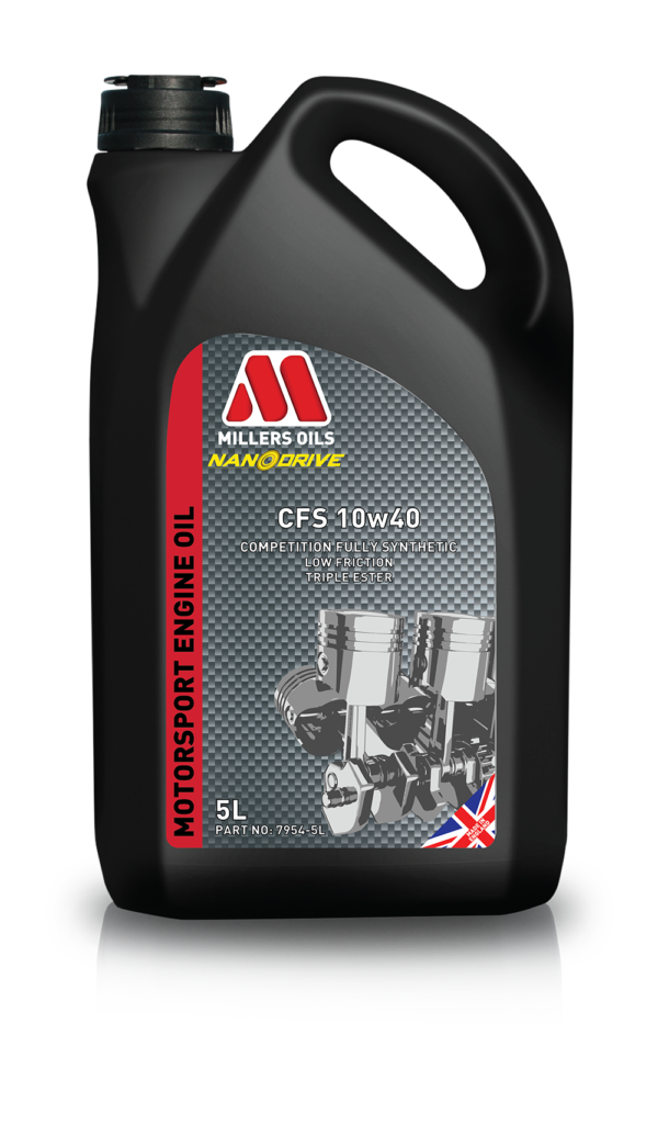 Millers CFS 10W40 Fully Synthetic Engine Oil