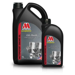 Millers CSS 20W60 Semi Synthetic Engine Oil