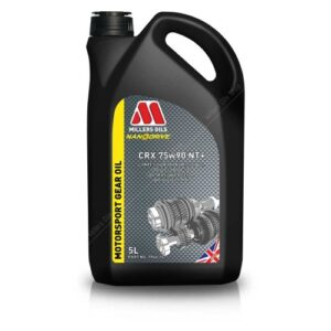 Millers CRX 75W90 NT Competition Gearbox Oil
