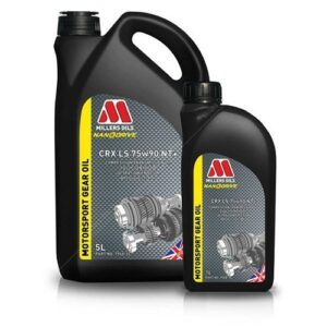 Millers CRX LS 75w90 NT+ Competition Transmission Oil