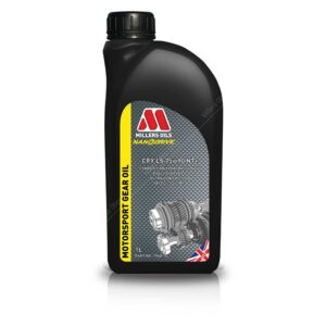 Millers CRX LS 75W90 NT+ Competition Gearbox Oil