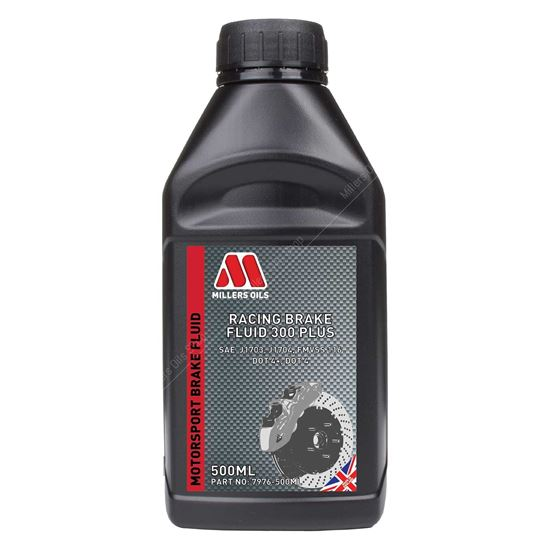 Millers Racing Brake Fluid 300 Plus