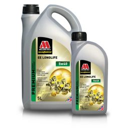 Millers EE Longlife 5W40 Fully Synthetic Engine Oil