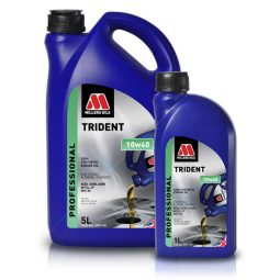 Millers Trident 10W40 Semi Synthetic Engine Oil