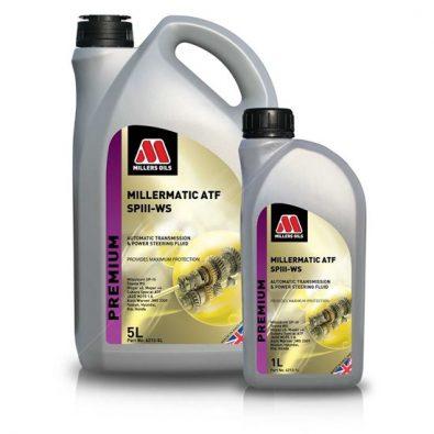 Millers Millermatic ATF SP III WS