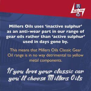 Classic - Gear & Transmission Oils