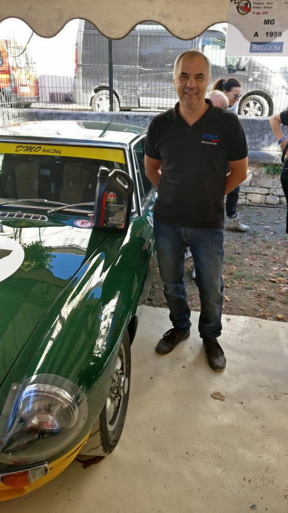 Our weekend at the Circuit des Remparts, September 2018