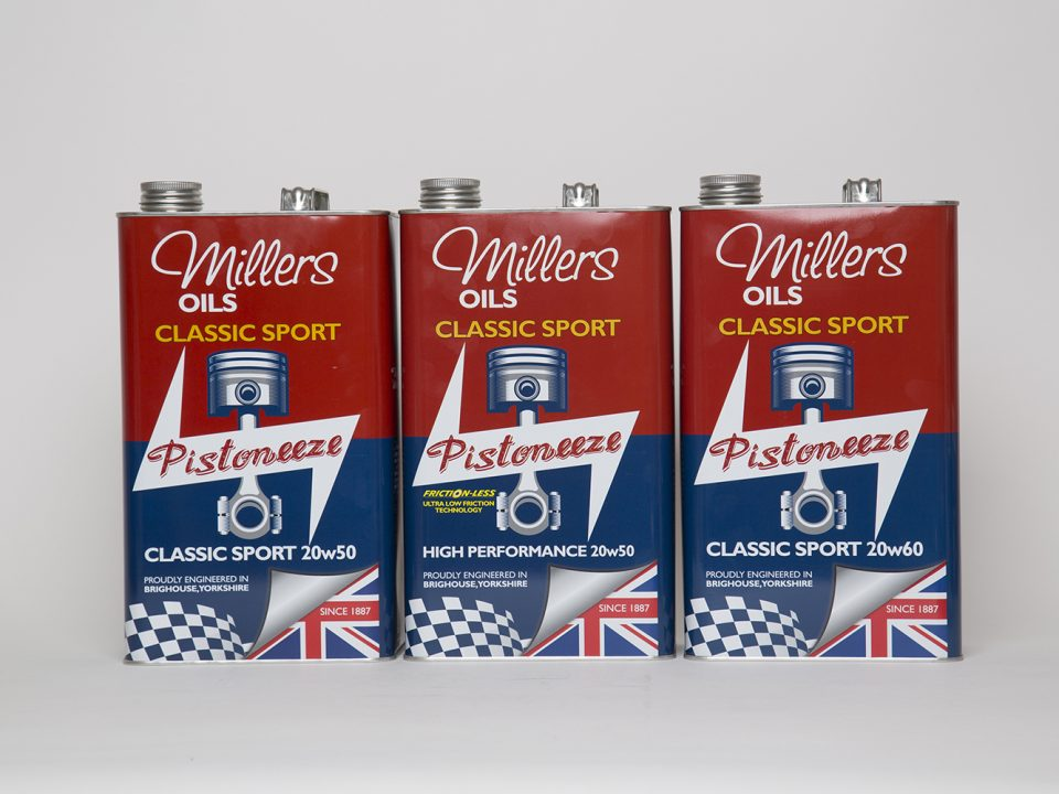 Using Synthetic Oils in Classic Cars