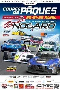 FFSA GT4 Series Nogaro April 2019