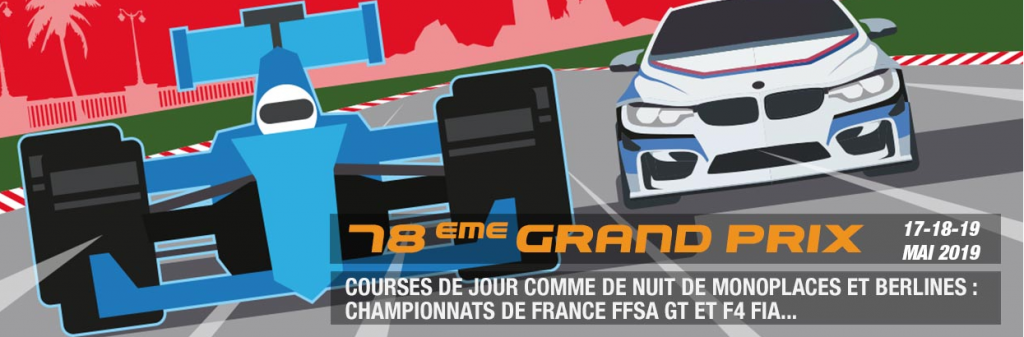 FFSA GT4 Series Grand Prix de Pau 2019