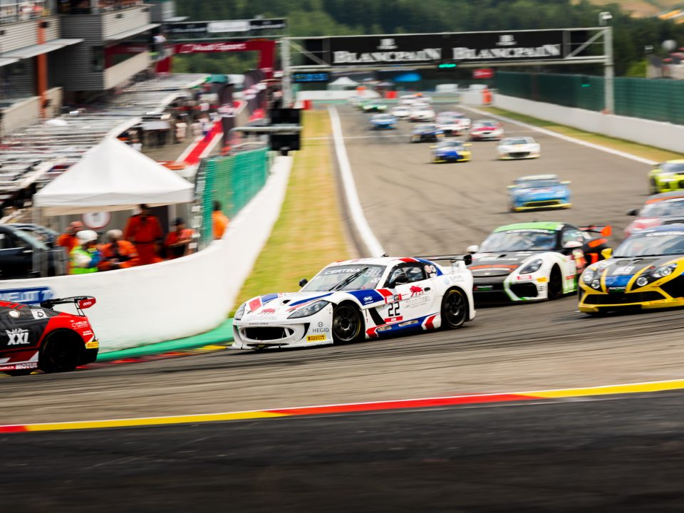 FFSA GT4 goes to Spa Francorchamps!