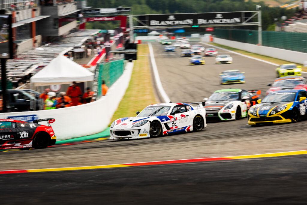 FFSA GT4 Allez a Spa Francorshamps!