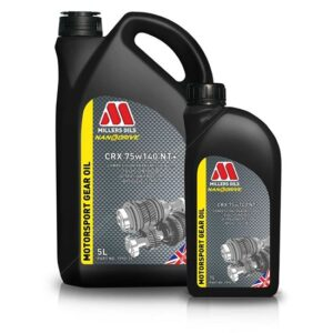 Millers CRX 75W140 NT+ Competition Transmission Oil