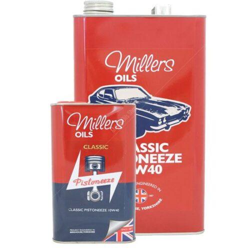 Millers Classique 10W40 Huile Moteur
