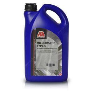 Millers Millermatic liquide ATF Type G