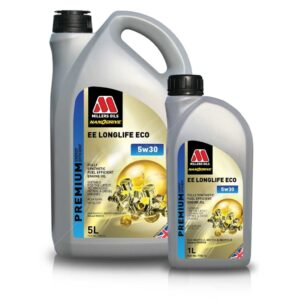 Millers EE Longlife Eco 5W30 Fully Synthetic Engine Oil