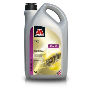 Millers TRX Semi Synthetic 75w90 Gear Oil GL4 and GL5