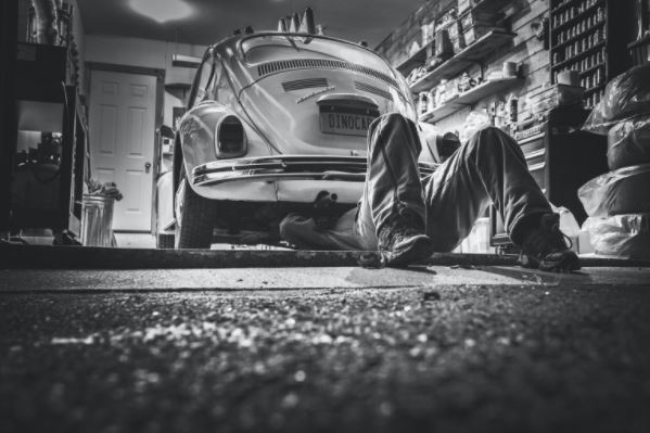 Protect Your Classic Vehicle During Winter