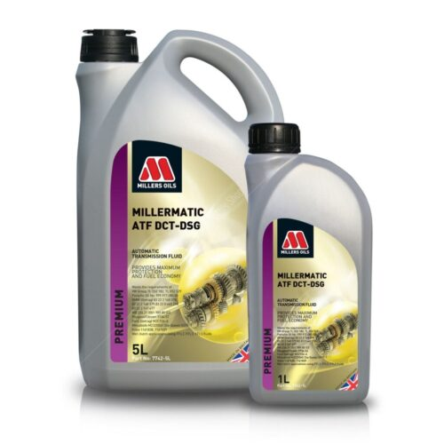 Millermatic ATF DCT-DSG Automatic Transmission Fluid